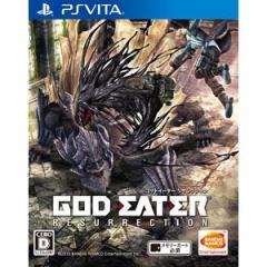【PS Vita】GOD EATER RESURRECTIONゴッドイーター リザレクション VLJS5071【返品種別B】