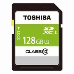 東芝 SDAR40N128G SDXCメモリカード 128GB Class10 UHS-I[SDAR40N128G]【返品種別A】