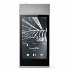フィーオ FIO-M7-S ハイレゾ・デジタルオーディオプレーヤー(シルバー)4GBメモリ内蔵+外部メモリ対応FiiO M7[FIOM7S]【返品種別A】