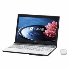 NEC 15.6型ノートパソコン【Joshinオリジナル】LAVIE Note Standard NS760/EA-Jシリーズクリスタルホワイト PC-NS760EAW-J【返品種別A】
