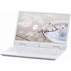 NEC 11.6型 ノートパソコンLAVIE Note Mobile NM350/GAシリーズ パールホワイト PC-NM350GAW【返品種別A】