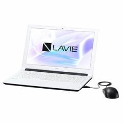 NEC 15.6型 ノートパソコン LAVIE Note Standard NS100/H1Wホワイト PC-NS100H1W【返品種別A】