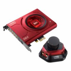 クリエイティブ SB-ZX PCI Express x1対応 サウンドボードCREATIVE PCIe Sound Blaster Zシリーズ[SBZX]【返品種別A】