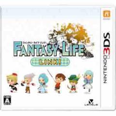 【3DS】ファンタジーライフ LINK! CTR-P-BLKJファンタジーライフ【返品種別B】