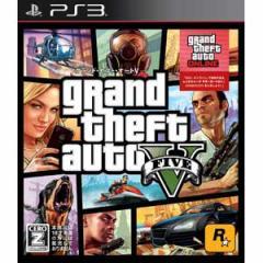 【封入特典付】【PS3】グランド・セフト・オートV(新価格版)GTA BLJM-61304グランドセフト【返品種別B】