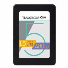 Team T2535T480G0C101 Team SSD L5 LITEシリーズ 480GB[T2535T480G0C101]【返品種別A】