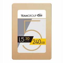 Team T253TD240G3C101 Team 3D NAND SSD L5 LITE 3Dシリーズ 240GB[T253TD240G3C101]【返品種別A】