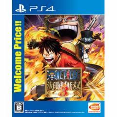 【PS4】ワンピース 海賊無双3 Welcome Price! ! PLJM-80220【返品種別B】