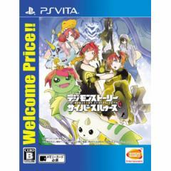 【PS Vita】デジモンストーリー サイバースルゥ...