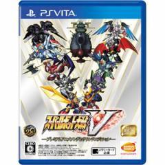 【PS Vita】スーパーロボット大戦V -プレミアムアニメソング&サウンドエディション-スパロボ VLJS-05099【返品種別B】