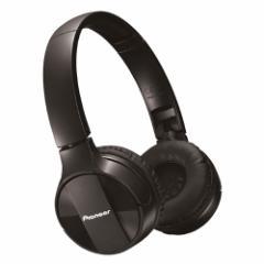 パイオニア SE-MJ553BT-K Bluetooth搭載ダイナミック密閉型ヘッドホン(ブラック)PIONEER[SEMJ553BTK]【返品種別A】