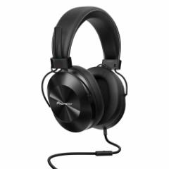 パイオニア SE-MS5T-K ハイレゾ対応ヘッドホン(ブラック)PIONEER[SEMS5TK]【返品種別A】