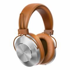 パイオニア SE-MS7BT-T ハイレゾ対応ダイナミック密閉型Bluetoothヘッドホン(ブラウン)PIONEER[SEMS7BTT]【返品種別A】