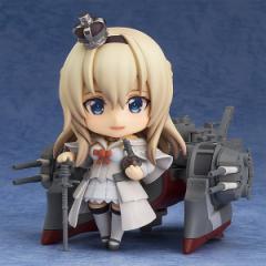 グッドスマイルカンパニー ねんどろいど Warspite(ウォースパイト)(艦隊これくしょん -艦これ-)【返品種別B】