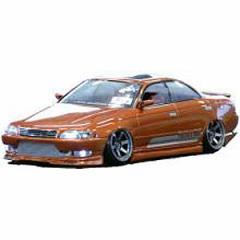 D-Like 1/10 RCカー専用ボディ TOYOTA MARK II(JZX90)【DL097】ラジコン用 【返品種別B】
