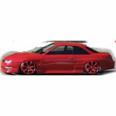 D-Like 1/10 RCカー専用ボディ NISSAN  SILVIA S14 後期 Ver.2【DL108】ラジコン用 【返品種別B】