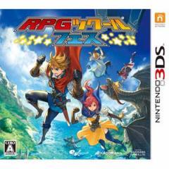 【3DS】RPGツクール フェス CTR-P-BRPJ【返品種別B】