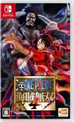 【上新オリジナル特典付】【Switch】ONE PIECE 海賊無双4【返品種別B】