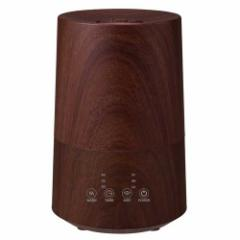 スリーアップ ハイブリッド式(加熱+超音波)加湿器(10畳まで ダークウッド) HFT-1624DW【返品種別A】