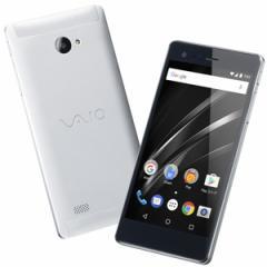 VAIO VPA0511S SIMフリースマートフォン VAIO Phone A シルバー(Android OS 搭載モデル)[VPA0511SVAIOフオンA]【返品種別B】