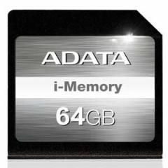 ADATA ASDX64GAUI3CL10-C MacBook Air 13専用 SDカード i-Memory 64GB[ASDX64GAUI3CL10C]【返品種別A】