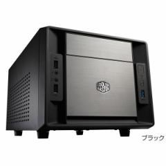 クーラーマスター RC-120A-KKN1-JP Mini-ITX対応PCケース[RC120AKKN1JP]【返品種別A】