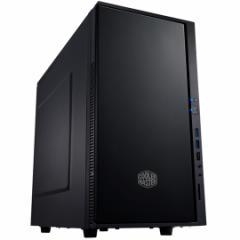 クーラーマスター SIL-352M-KKN1-JP microATX対応PCケース[SIL352MKKN1JP]【返品種別A】