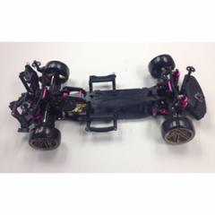 3レーシング 1/10 電動RC組立キット Sakura D4 ドリフトカー(RWD)【KIT-D4RWD】 【返品種別B】