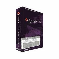 インターネット ABILITY2ELEクロスUPG-WD ABILITY 2.0 Elements クロスアップグレード版[ABILITY2ELEクロスUPGWD]【返品種別A】
