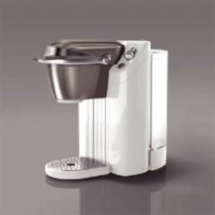 UCC BS200(W) コーヒーメーカー パンナホワイトキューリグコーヒーシステム[BS200W]【返品種別A】