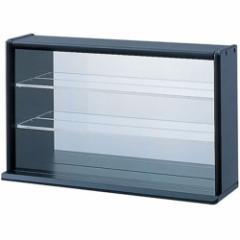 ナカバヤシ CCM-002D コレクションケース ブラックCCM-002 ミニワイド 透明アクリル棚板タイプ[CCM002D]【返品種別A】