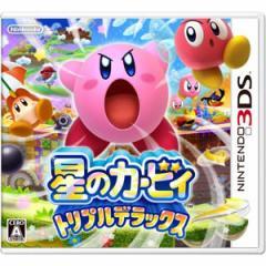 【3DS】星のカービィ トリプルデラックス CTR-P-BALJ【返品種別B】