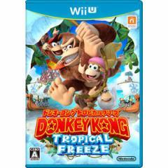 【Wii U】ドンキーコング トロピカルフリーズ WUP-P-ARKJ【返品種別B】