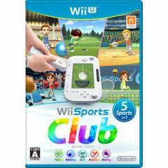 【Wii U】Wii Sports Club WUP-P-AWSJ【返品種別B】