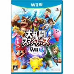 【Wii U】大乱闘スマッシュブラザーズ for Wii U WUP-P-AXFJ【返品種別B】