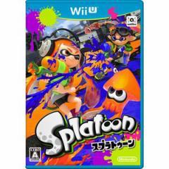 【Wii U】Splatoon(スプラトゥーン) WUP-P-AGMJ【返品種別B】