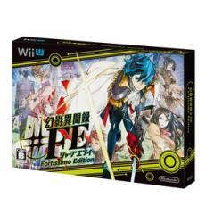 任天堂 【Wii U】幻影異聞録♯FE Fortissimo Edition WUP-R-ASEJ【返品種別B】