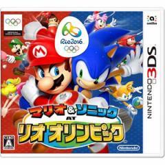 【3DS】マリオ&ソニック AT リオオリンピック CTR-P-BGXJ【返品種別B】