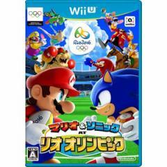 【Wii U】マリオ&ソニック AT リオオリンピックTM WUP-P-ABJJマリオ&ソニック【返品種別B】