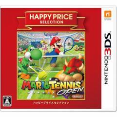 【3DS】ハッピープライスセレクション マリオテニス オープン CTR-2-AGAJ【返品種別B】