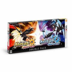 【3DS】ポケットモンスター ウルトラサン・ウルトラムーン ダブルパック CTR-P-A2CJ 3DSポケモン ダブルパック【返品種別B】
