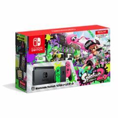 Nintendo Switch スプラトゥーン2セット HAC-S-KACEK NSWスプラ2セット【返品種別B】