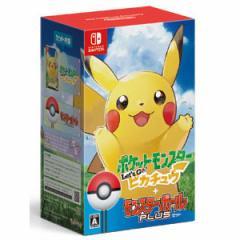 【Nintendo Switch】ポケットモンスター Lets Go!  ピカチュウ モンスターボール Plusセット【返品種別B】
