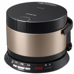 日立 RZ-WS4M-N IHジャー炊飯器(4合炊き) ブラウンゴールドHITACHI おひつ御膳[RZWS4MN]【返品種別A】