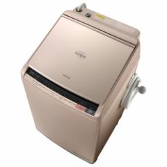 日立 BW-DV100A-N 10.0kg 洗濯乾燥機 シャンパンHITACHI ビートウォッシュ[BWDV100AN]【返品種別A】