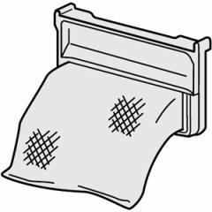 日立 NET-7S2 洗濯機用糸くずフィルター日立洗濯機用[NET7S2]【返品種別A】