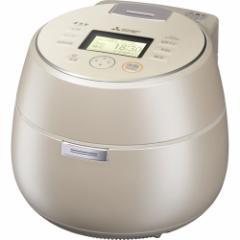 三菱 NJ-AW108-W IHジャー炊飯器(5.5合炊き) 白和三盆MITSUBISHI 本炭釜 KAMADO[NJAW108W]【返品種別A】