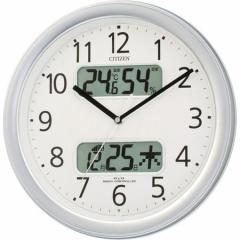 シチズン 電波掛け時計ネムリーナカレンダーM01-19 4FYA01-019[4FYA01019]【返品種別A】