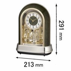 シチズン 置時計パルドリームR427-05 4RN427-005[4RN427005]【返品種別A】