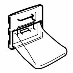 東芝 TIF-4 東芝洗濯機用糸くずフィルターTOSHIBA[TIF4]【返品種別A】